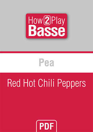 Pea - Red Hot Chili Peppers