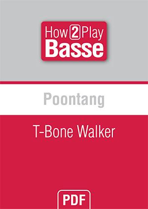 Poontang - T-Bone Walker