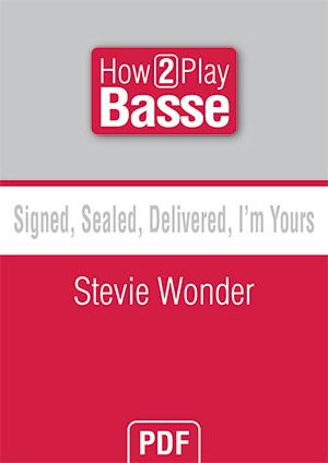 Signed, Sealed, Delivered, I'm Yours - Stevie Wonder