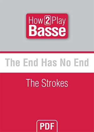 The End Has No End - The Strokes