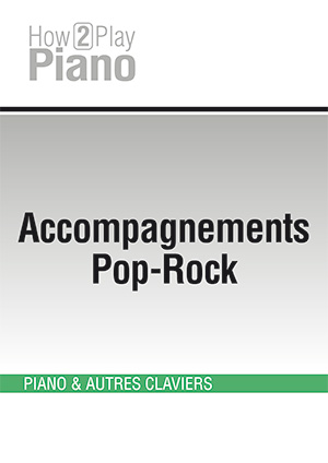 Accompagnements Pop-Rock