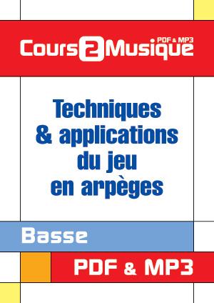 Technique & applications du jeu en arpèges