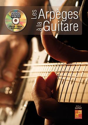 Les arpèges à la guitare