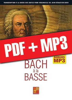 Bach à la basse (pdf + mp3)