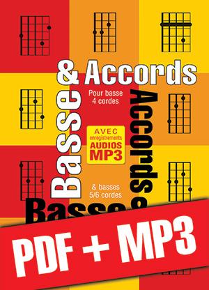 Basse & accords (pdf + mp3)