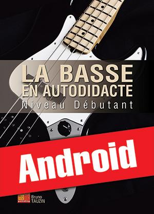 La basse en autodidacte - Niveau débutant (Android)