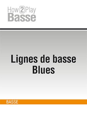 Lignes de basse Blues