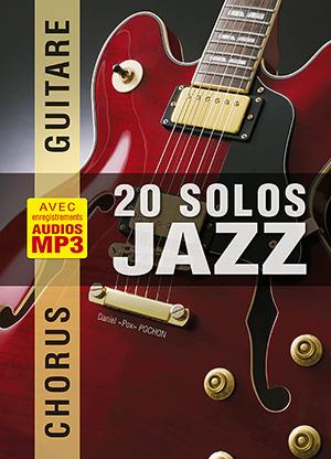 Chorus Guitare - 20 solos de jazz