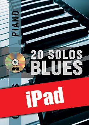 Chorus Piano - 20 solos de blues (iPad)