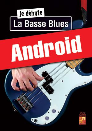 Je débute la basse blues (Android)