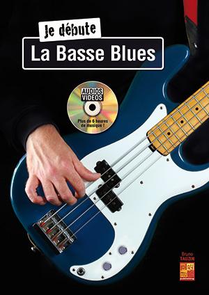 Je débute la basse blues