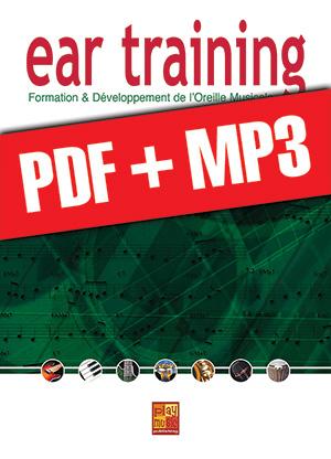 Ear training - Tous instruments (pdf + mp3)