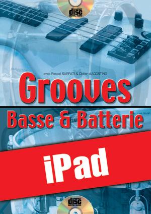 Grooves basse & batterie (iPad)