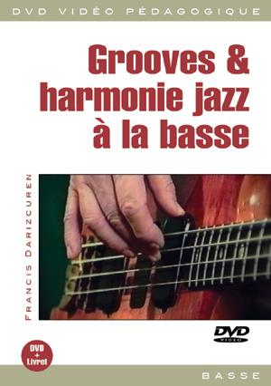 Grooves & harmonie jazz à la basse
