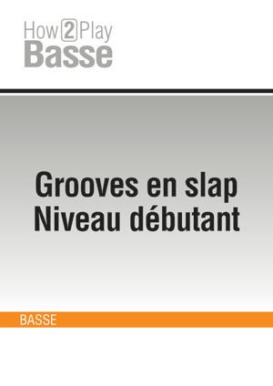 Grooves en slap - Niveau débutant