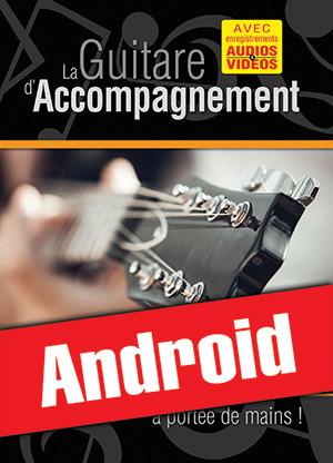 La guitare d'accompagnement… à portée de mains ! (Android)