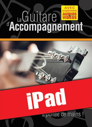La guitare d'accompagnement… à portée de mains ! (iPad)