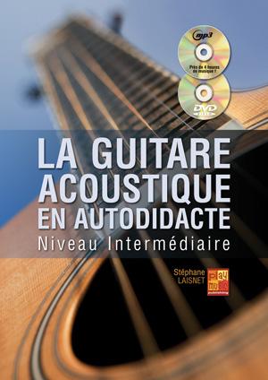 La guitare acoustique en autodidacte - Intermédiaire