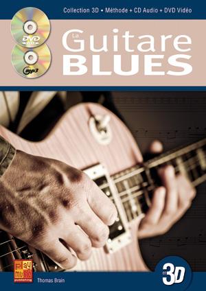 La guitare blues en 3D