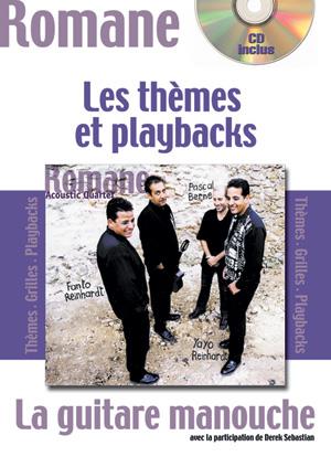 La guitare manouche - Thèmes & Playbacks