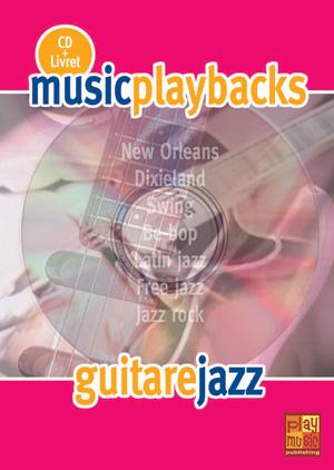 Music Playbacks - Guitare jazz