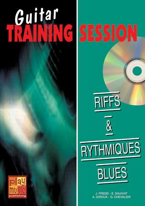 Guitar Training Session - Riffs & rythmiques blues