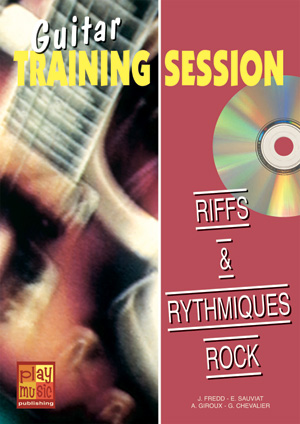 Guitar Training Session - Riffs & rythmiques rock