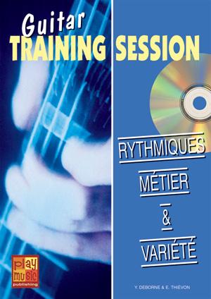 Guitar Training Session - Rythmiques métier & variété
