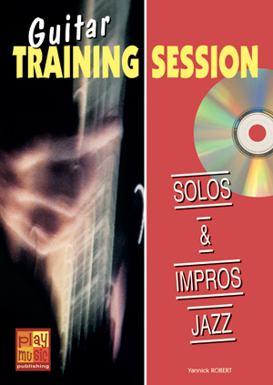 Guitar Training Session - Solos & impros jazz
