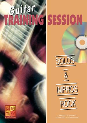 Guitar Training Session - Solos & impros rock