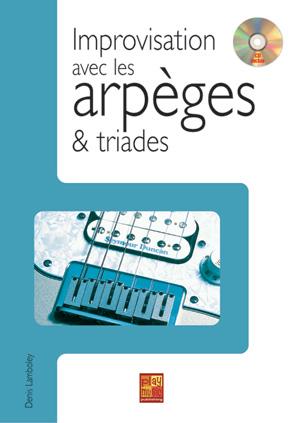 Improvisation avec les arpèges et triades