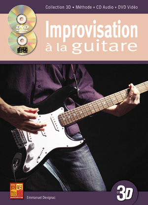 Improvisation à la guitare en 3D