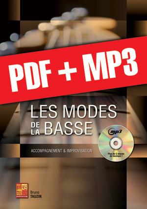 Les modes de la basse (pdf + mp3)