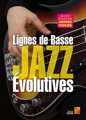 Lignes de basse jazz évolutives