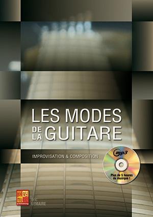 Les modes de la guitare