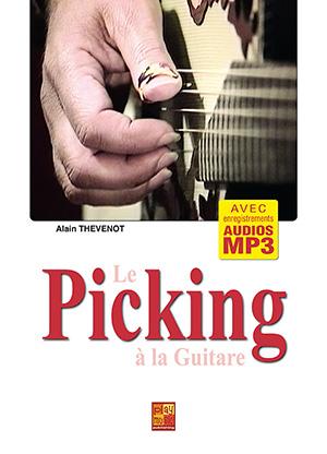 Techniques du picking à la guitare