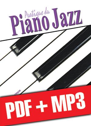 Pratique du piano jazz (pdf + mp3)
