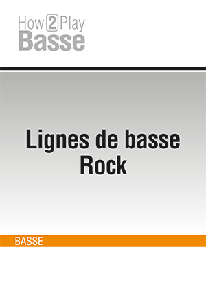 Lignes de basse Rock