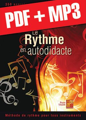 Le rythme en autodidacte - Tous instruments (pdf + mp3)