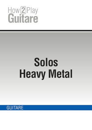 Solos Heavy Metal