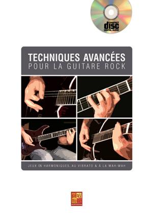 Techniques avancées pour la guitare rock