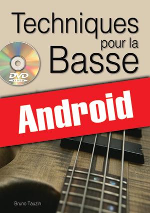 Techniques pour la basse (Android)