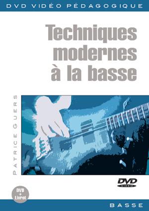 Techniques modernes à la basse