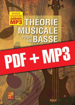 Théorie musicale pour la basse (pdf + mp3)