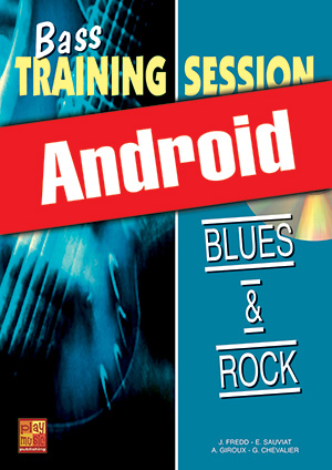 Bass Training Session - Blues & rock (Android)