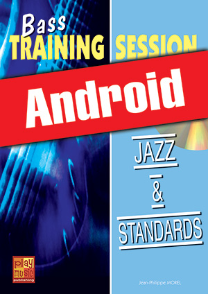 Bass Training Session - Jazz & standards (Android)