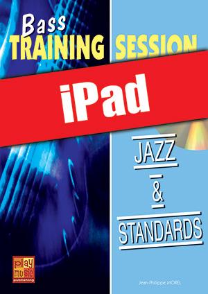 Bass Training Session - Jazz & standards (iPad)