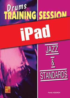 Drums Training Session - Jazz & standards (iPad)