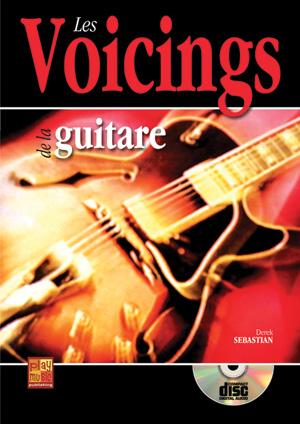 Les voicings de la guitare