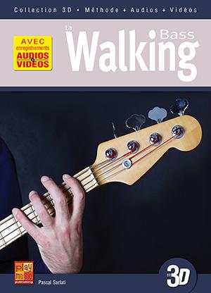 La walking bass en 3D
